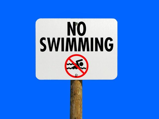 Information zum Schwimmbetrieb